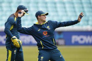 WATCH   Steve Smith takes bizarre wicket in Sheffield Shield, leaves batsman shocked