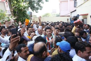 Victory of Congress in ULB elections breaks myth on BJP having strong roots: Sachin Pilot