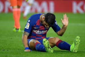 Luis Suarez keen to move out of Barcelona to join MLS club: Reports