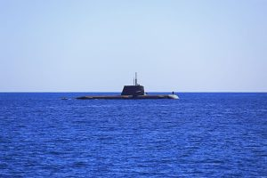 Submarine carrying cocaine worth $110 million seized off spain's coast