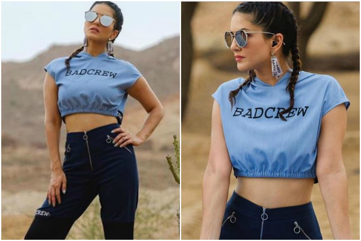 Sunny Leone's casual look gives fashion inspiration; check pics