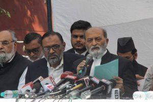What is five acres? Even 500 acres is unacceptable: Sunni Waqf Board lawyer Zafaryab Jilani on Ayodhya verdict