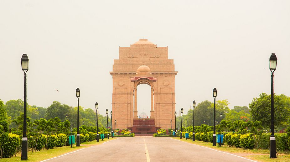 With sunny morning in Delhi-NCR, AQI remains in 'poor' category