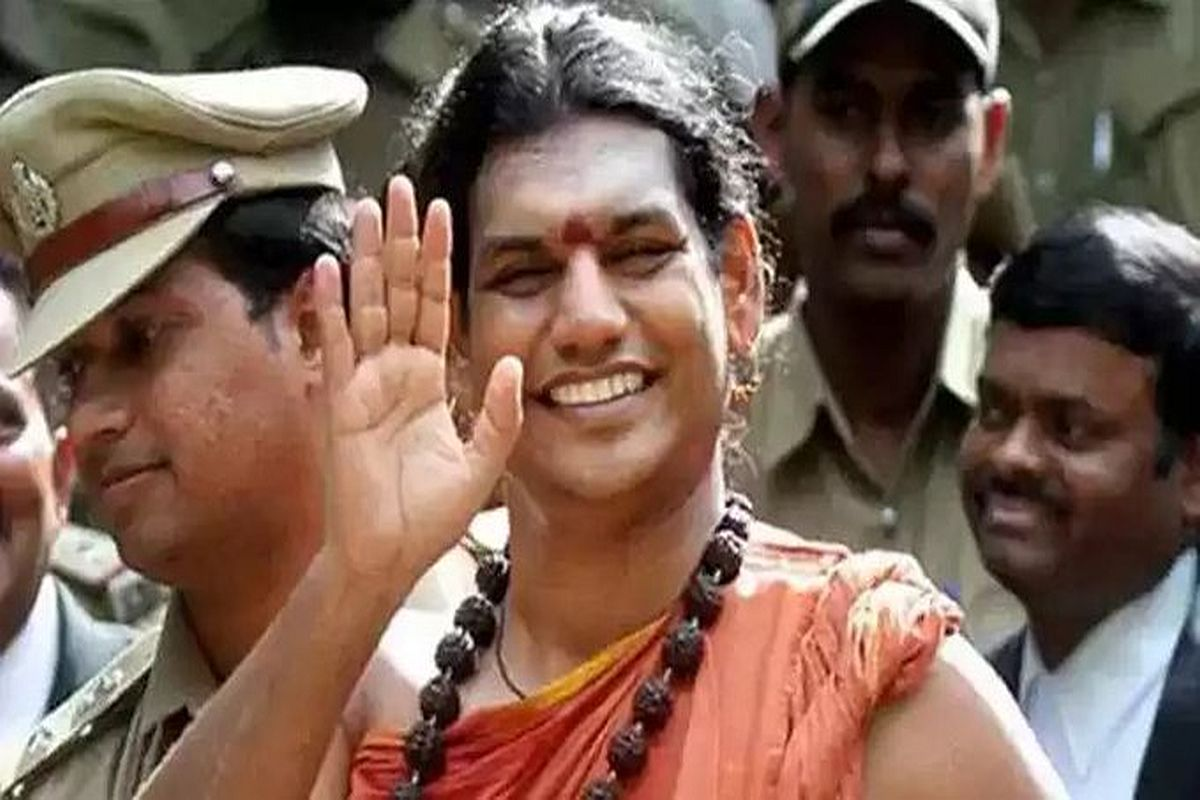 In touch with MEA, other agencies: Police, amid reports of Swami Nithyananda fleeing abroad
