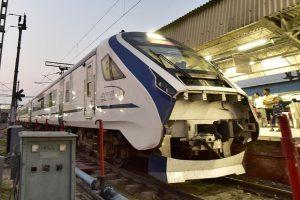 No plans to discontinue manufacture of Vande Bharat Express: Piyush Goyal