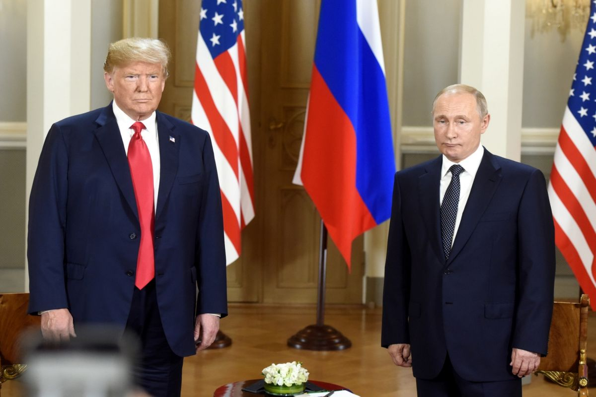 Hope Donald Trump visits Russia for 'Victory Day' in May next year: Vladimir Putin