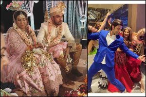 'Kitani Mohabbat Hai' actress Akshita Kapoor gets married to beau Zishaan