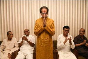 PM Modi's responsibility to co-operate with 'younger brother' Uddhav Thackeray: Shiv Sena
