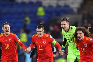 Aaron Ramsey scores brace as Wales quaify for Euro 2020; Belgium, Germany register big wins