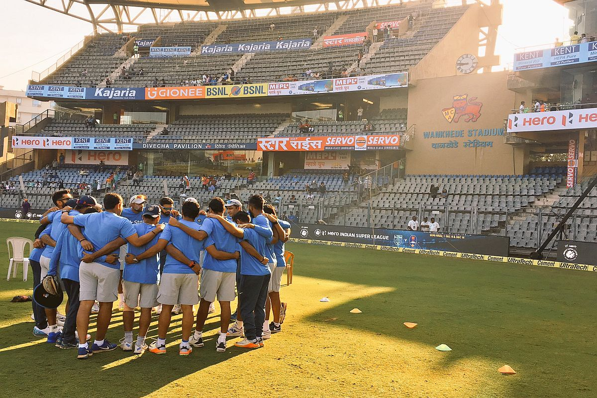 IND vs WI T20I at Wankhede in trouble as Mumbai Police yet to guarantee security