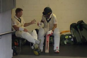 WATCH | Australia openers David Warner, Joe Burns plays rock-paper-scissor before pink-ball Test against Pakistan
