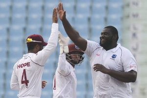 Rakheem Cornwall's 10-wicket haul helps West Indies defeat Afghanistan in one-off Test
