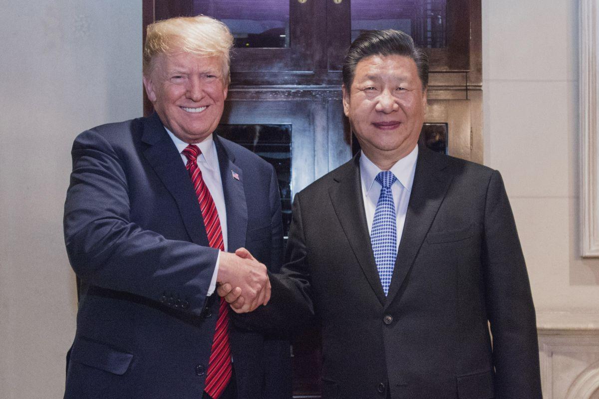 Beijing, China, Xi Jinping, Donald Trump