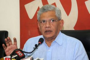 This is Modi's emergency: Sitaram Yechury on police action against JNU students