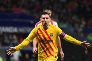 'Lionel Messi is a huge advantage for Barcelona in tight matches', says coach Ernesto Valverde
