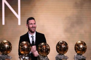 'It hurt when Cristiano Ronaldo levelled me with fifth Ballon d'Or': Lionel Messi