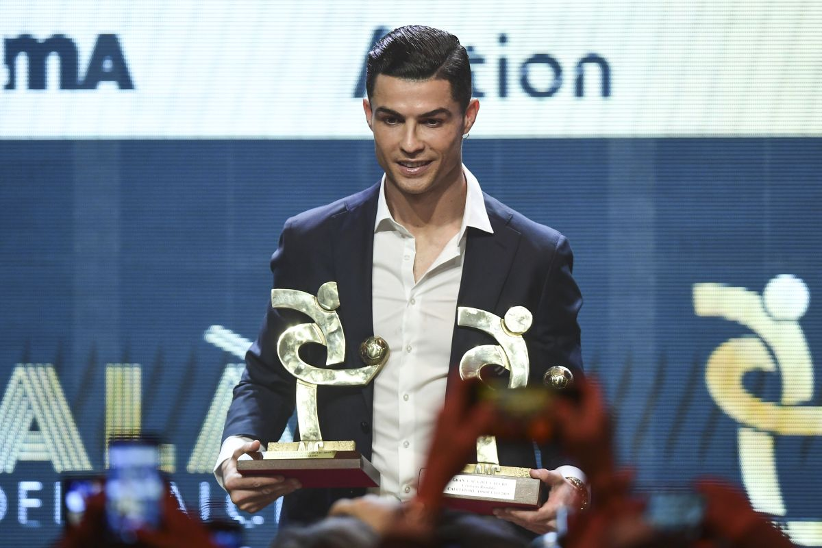 Juventus, Cristiano Ronaldo, Serie A player of the year