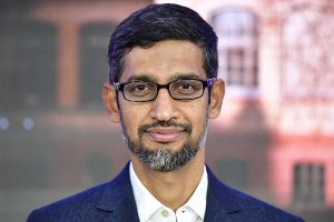 Sunder Pichai new Alphabet CEO, Google co-founders step down