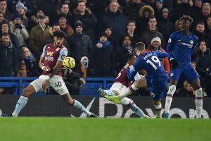 Tammy Abraham, Mason Mount help Chelsea beat Aston Villa 2-1
