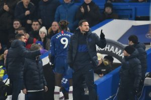 'I'm happy but want more', says Frank Lampard post Chelsea's 2-1 win over Aston Villa