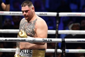 Andy Ruiz junior vows to 'prove the haters wrong once again'