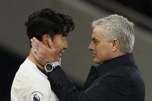 Jose Mourinho compares Heung-Min Son to Ronaldo