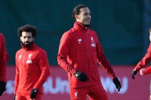 Mohamed Salah could have made match easier for us: Virgil van Dijk after Salzburg win