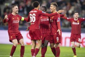 Champions League 2019-20: Liverpool book knockout berth, preserve bid to defend title