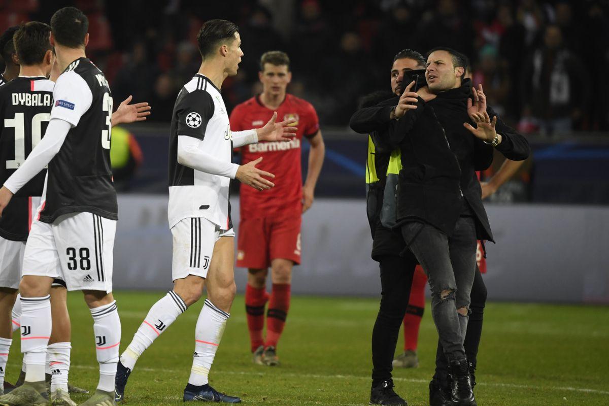 Cristiano Ronaldo, Juventus, Bayer Leverkusen, Champions League, Juventus vs Bayer Leverkusen,