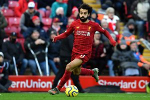 Mohamed Salah bags Liverpool Player of the Month award for January