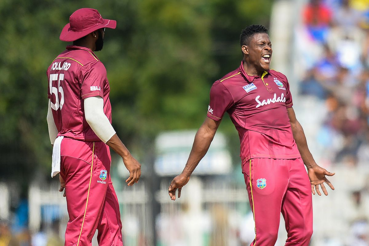 ICC fines West Indies for slow over-rate in first ODI against India