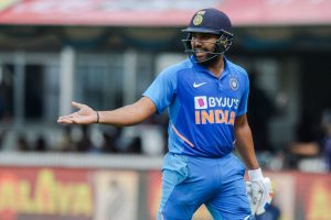 ICC creates poll to find best player of pull shot; gets trolled by Rohit Sharma