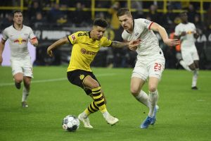 RB Leipzig, Borussia Dortmund share points after thrilling 3-3 draw