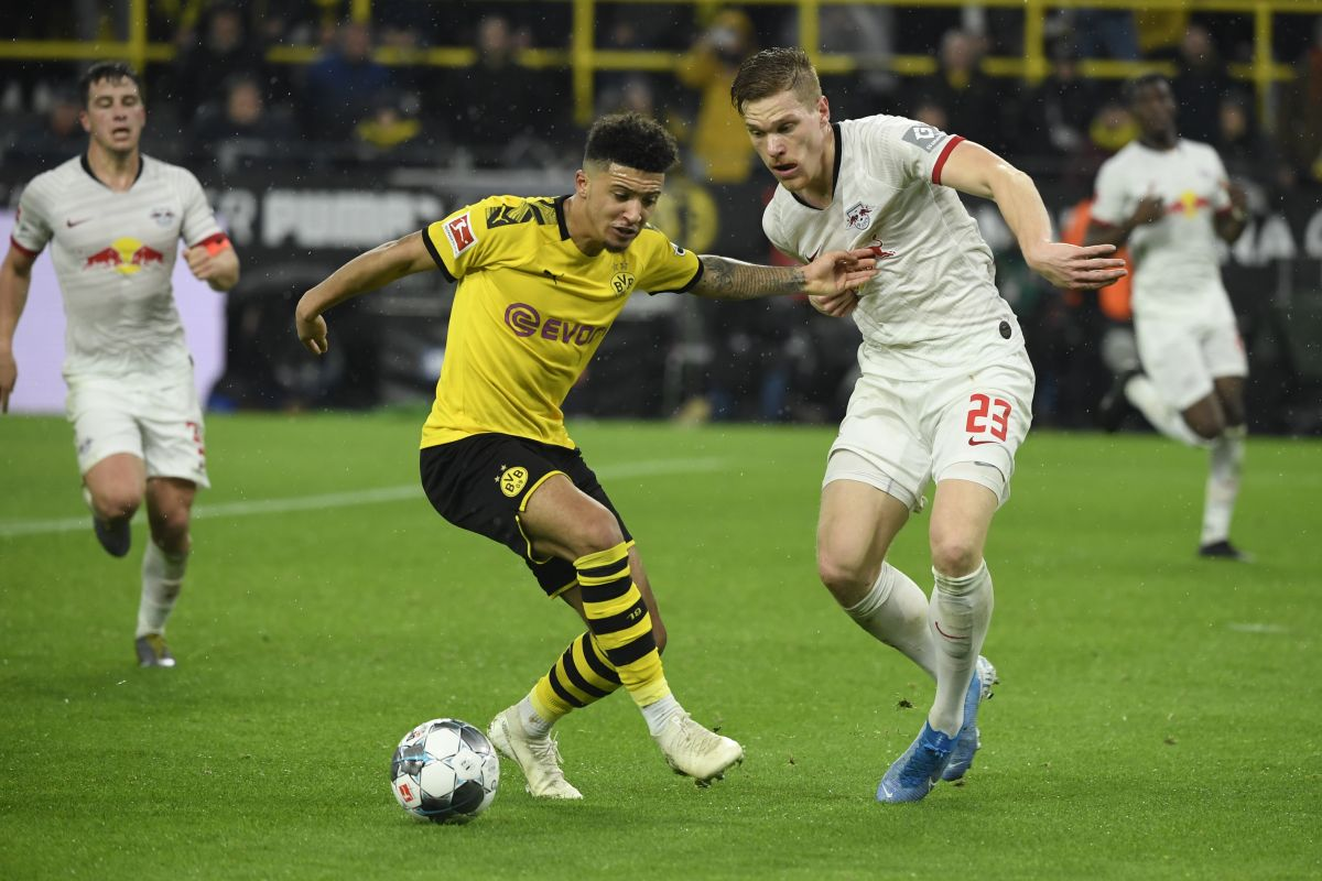 Rb Leipzig Borussia Dortmund Share Points After Thrilling 3 3 Draw The Statesman
