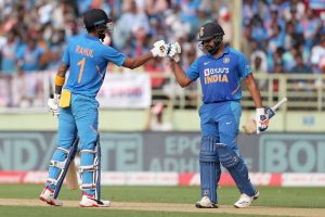 India vs West Indies, 2nd ODI Update: Rohit Sharma, KL Rahul give India solid start