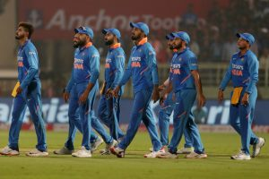 Virat Kohli and Co take much 'needed' day-off before Cuttack ODI
