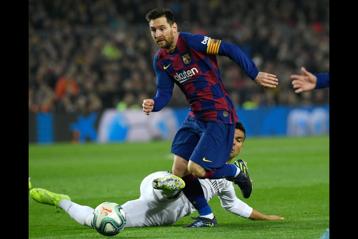 Lionel Messi Matches Xavi Hernandez To Play Most El Clasicos For