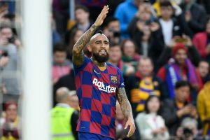 Arturo Vidal files complaint against Barcelona for unpaid bonuses of 2.4 million euros: Reports