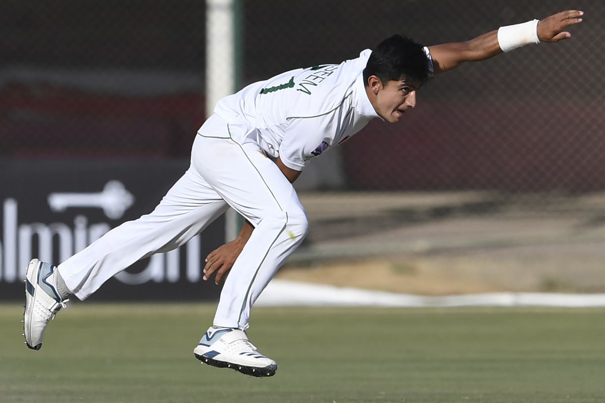 Pakistan, Naseem Shah, U19 World Cup,