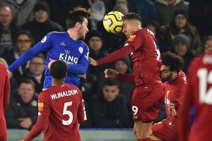 Roberto Firmino's brace helps Liverpool thrash Leicester City 4-0