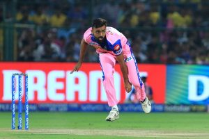 Jaydev Unadkat says sweat and saliva aren't big requirements in white-ball cricket