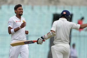 Suranga Lakmal out of Pakistan Test series due to dengue