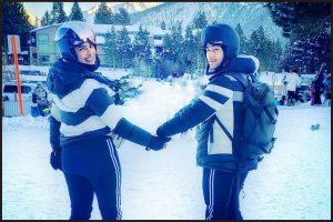 Priyanka Chopra, Nick Jonas in twinning attires as they bid farewell to 2020