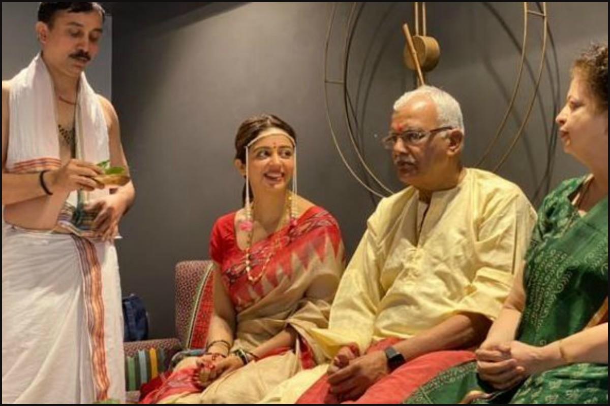 Nehha Pendse, Nehha Pendse intsa, Nehha Pendse wedding, Nehha Pendse husband, Shardul Singh Bayas, Bigg Boss, New Year 2020