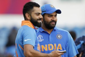 Virat Kohli, Rohit Sharma maintain top two spots in ICC ODI Ranking for Batsmen