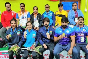 India maintain SAG supremacy with record medal tally