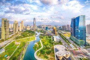 Top five attractions in South Korea's Incheon
