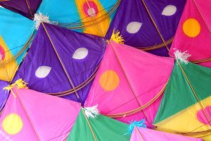 Makar Sankranti Special: Kite flying in India