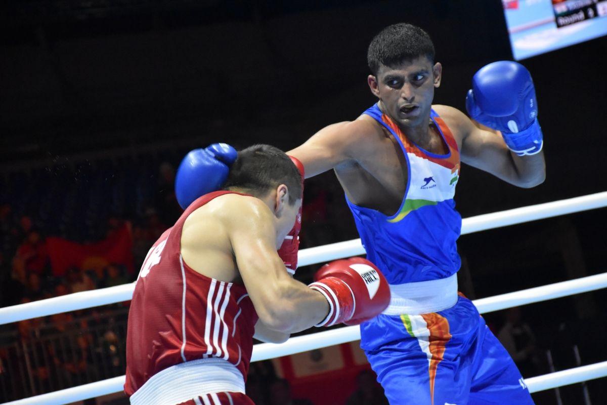 New Delhi, 2021 boxing World Championships,