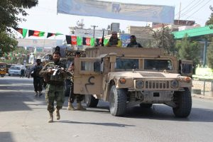 Afghan forces kill 25 insurgents in southern Kandahar province